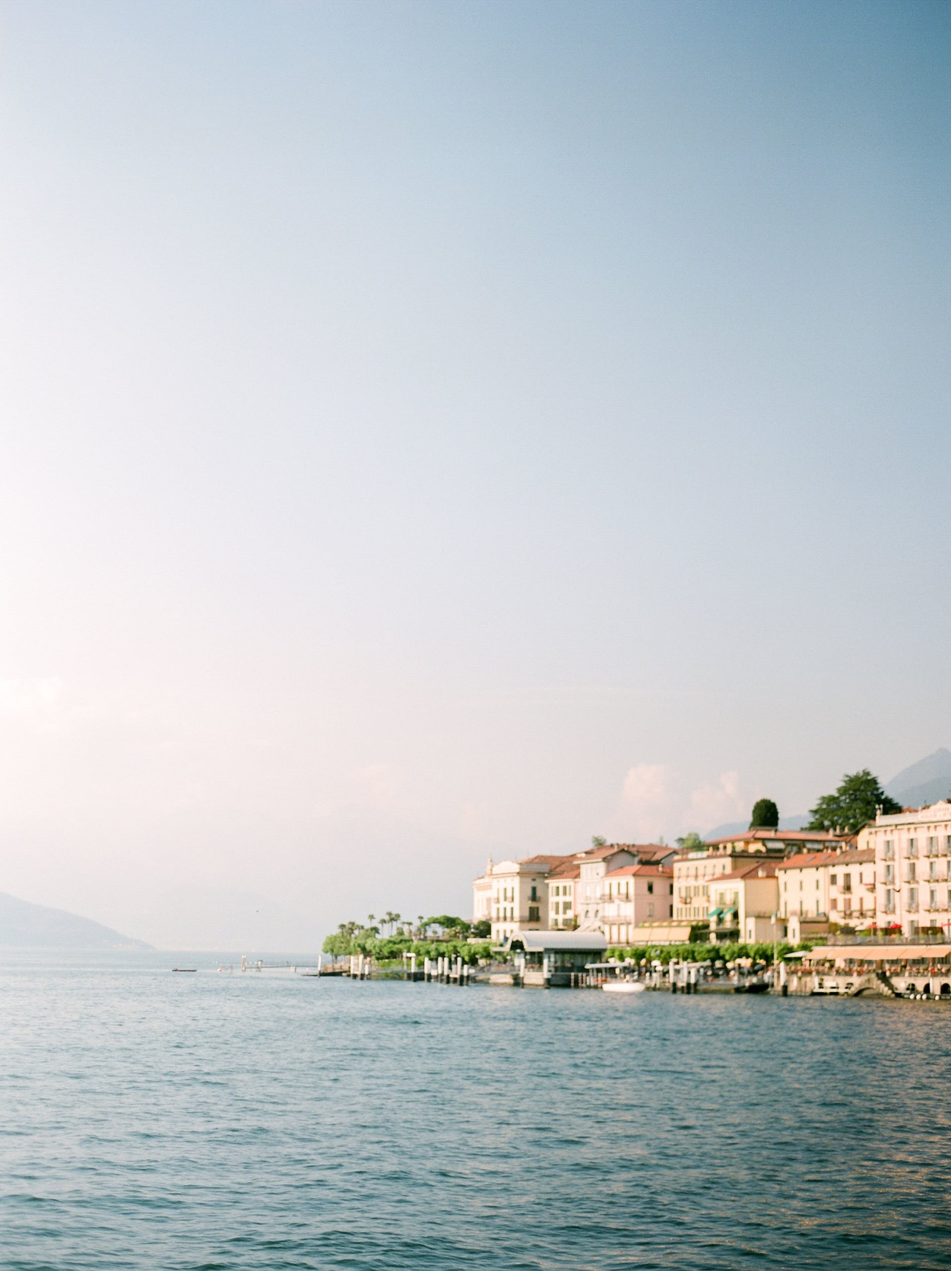 lake como italy mountains bellagio holiday europe water buildings culture