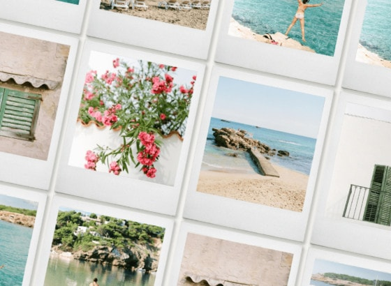 Ibiza stock photography collection