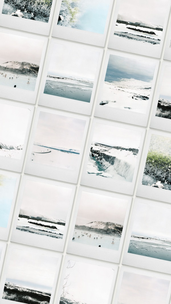 Iceland film stock photography 02