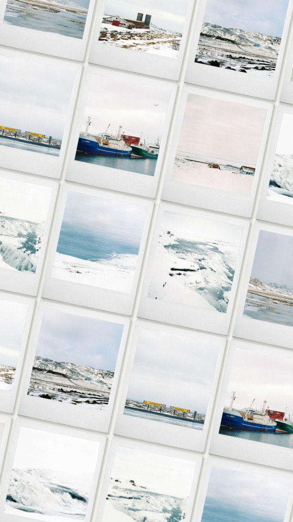 Iceland Film stock photography 03