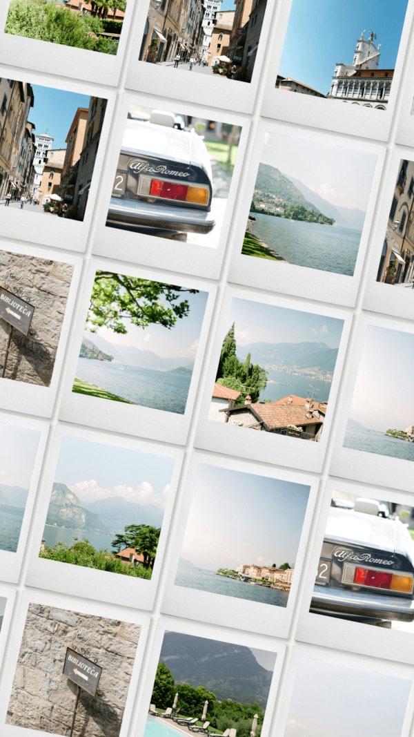 Italian travel stock photography