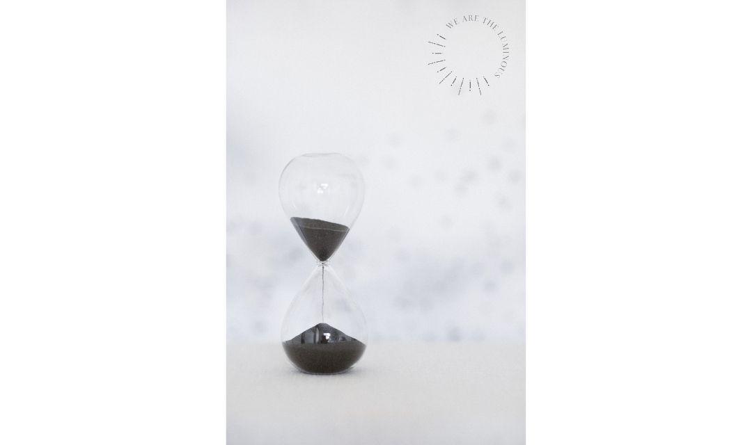 black sand timer