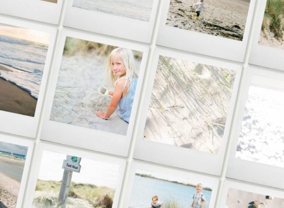 British beach stock photography