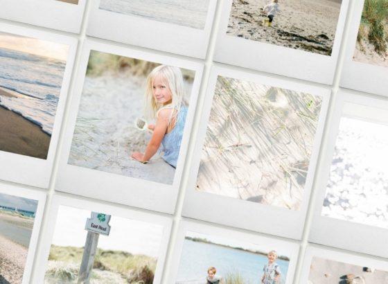 British beach stock photography